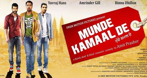 Munde Kamaal De 2015 DVDRip