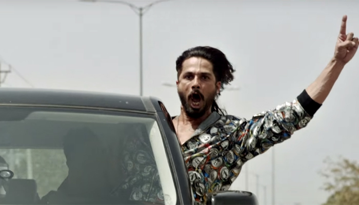 Shahid Kapoor as Tommy Singh in Udta Punjab