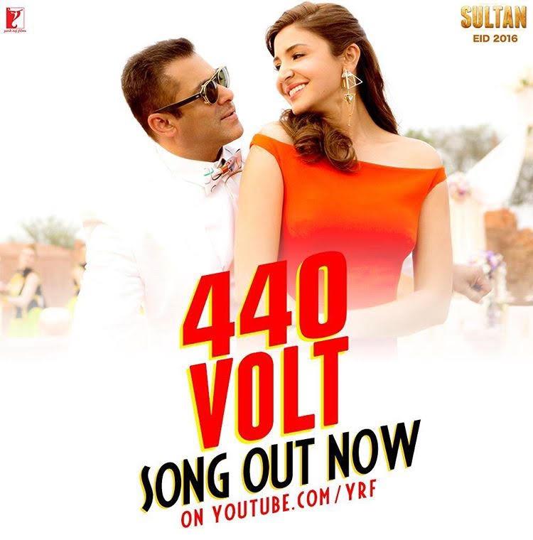 Sultan 440 Volt Out Now