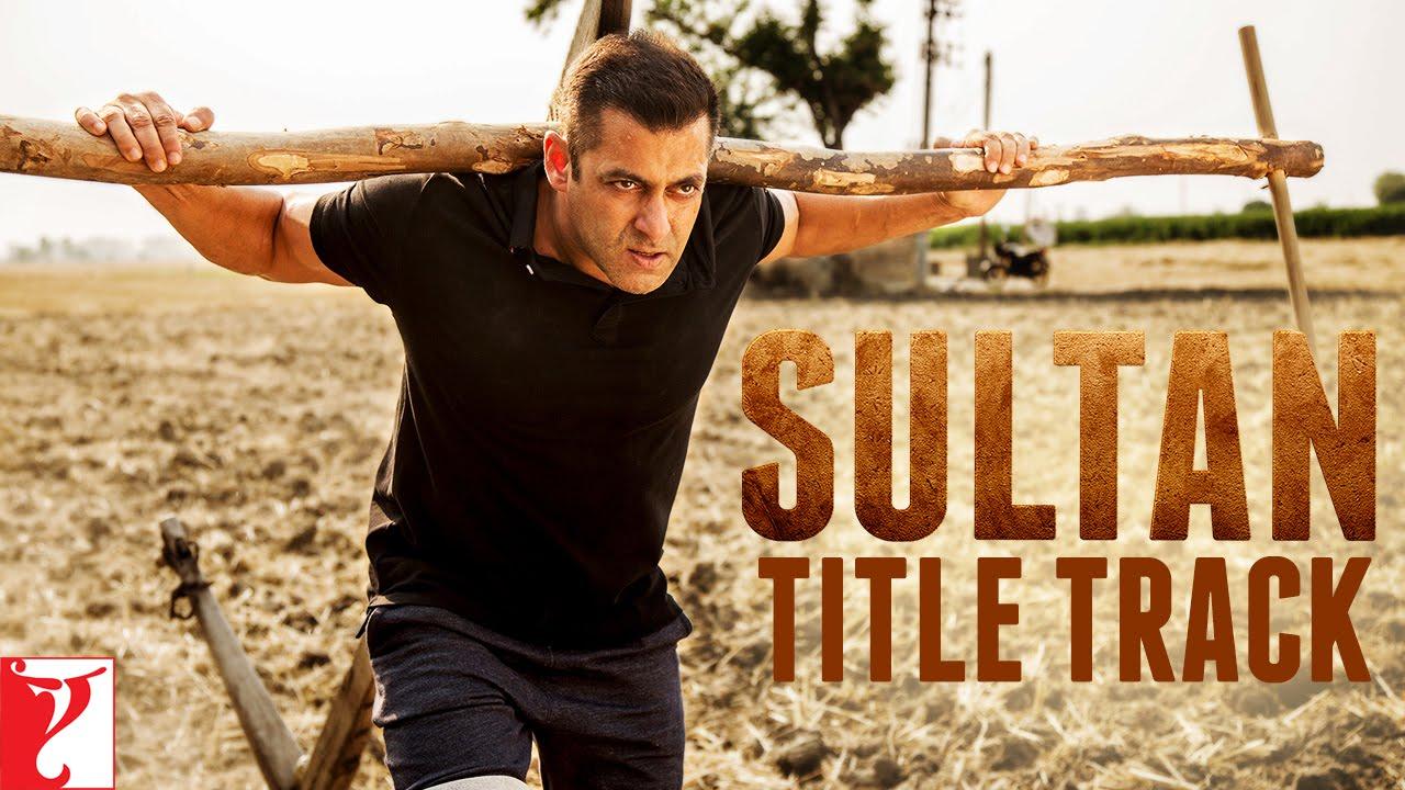 Salman Khan in Sultan