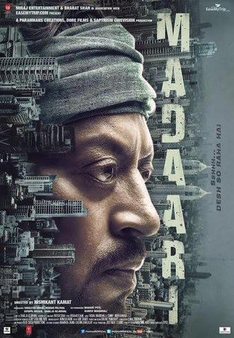 Madaari Film Poster