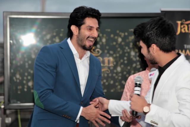 Pakistani actor Bilal Ashraf
