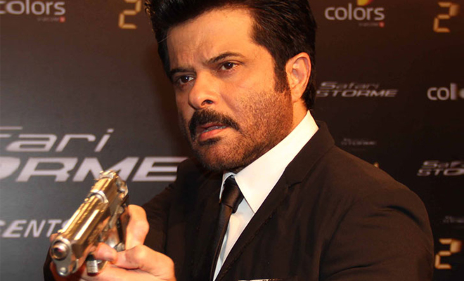 Anil Kapoor as in 24