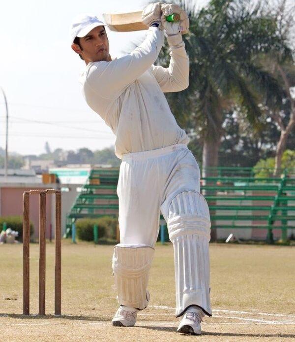 Sushant Singh Rajput as M.S. Dhoni