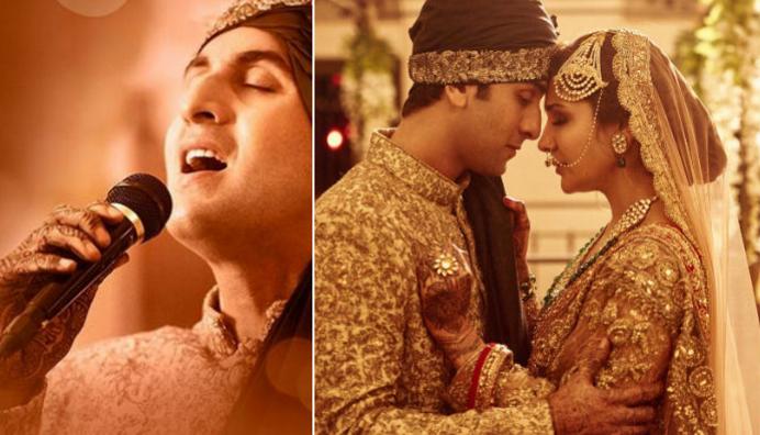 Ranbir Kapoor & Anushka Sharma in 'Channa Mereya'
