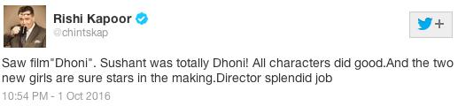 M.S. Dhoni