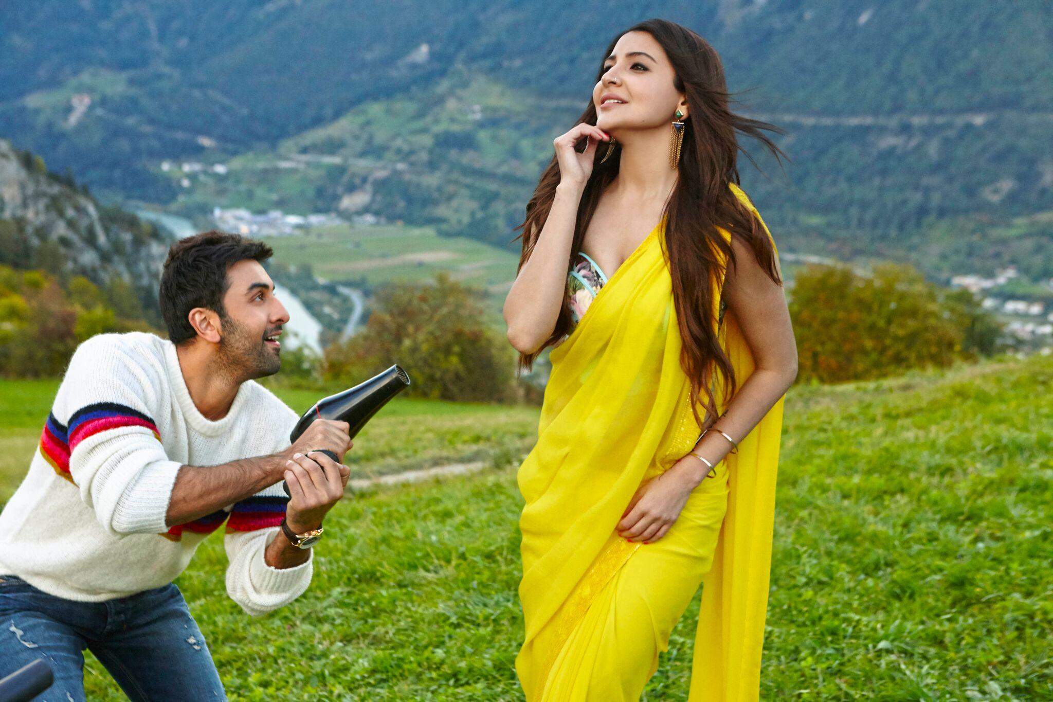 Ranbir Kapoor & Anushka Sharma