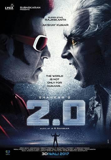 2.0 Akshay Kumar
