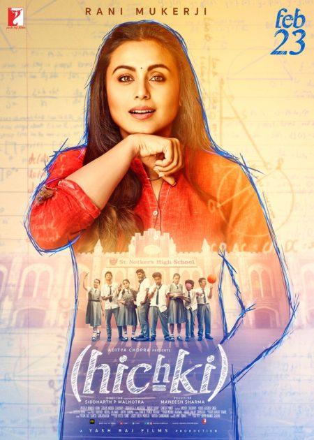 HICHKI starring Rani Mukherji