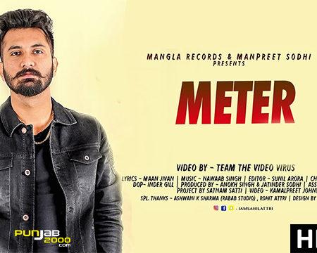 Meter by Sahil Attri