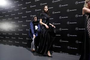 Mercedes-Benz Fashion Week Madrid Feb 2015