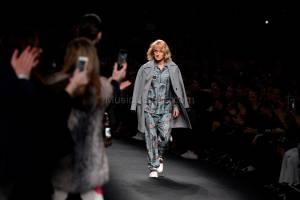 Derek Zoolander And Hansel Walk The Runway At The Valentino Fashion Show During Paris Fashion Week (1)