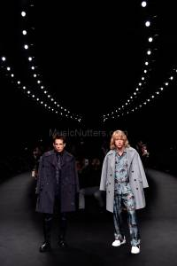 Derek Zoolander And Hansel Walk The Runway At The Valentino Fashion Show During Paris Fashion Week (2)