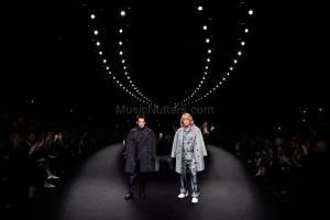 Derek Zoolander And Hansel Walk The Runway At The Valentino Fashion Show During Paris Fashion Week (4)