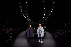 Derek Zoolander And Hansel Walk The Runway At The Valentino Fashion Show During Paris Fashion Week (4)