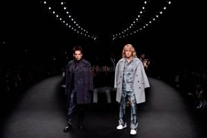 Derek Zoolander And Hansel Walk The Runway At The Valentino Fashion Show During Paris Fashion Week (6)