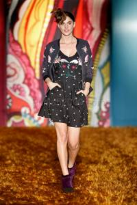 Desigual Madrid Fashion Week 2015