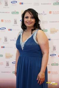 ITV Central\'s Balvinder Sidhu arrives at Asian Business Awards, Midlands
