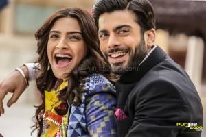 Sonam & Fawad 11