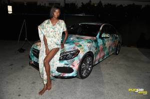 MERCEDES-BENZ FASHION WEEK SWIM WEAR. MIAMI, FL, 2014