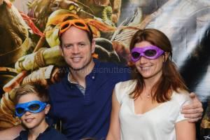 Teenage Mutant Ninja Turtles Special Screening Pictures