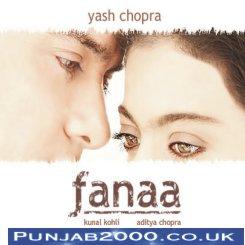 Fanaa_CD