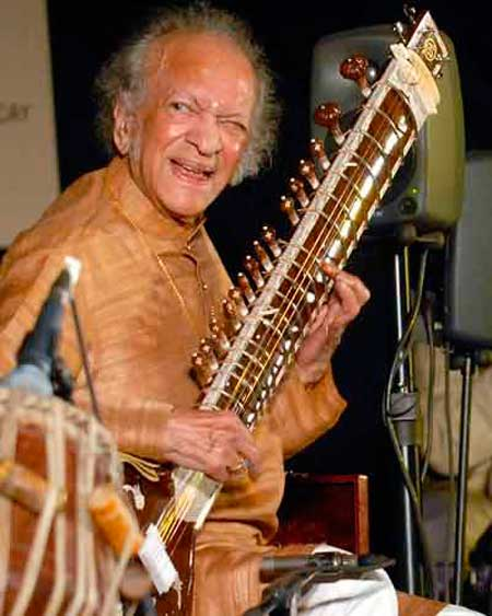 Ravi Shankar to be honoured at The Asian Awards - October 18
