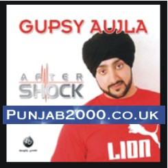 AfterShock Gupsy Aujla