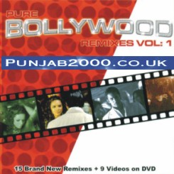 Pure Bollywood Remixes