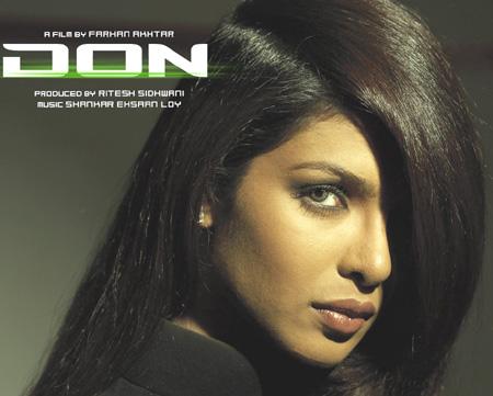 Interview with Priyanka Chopra on Don 2