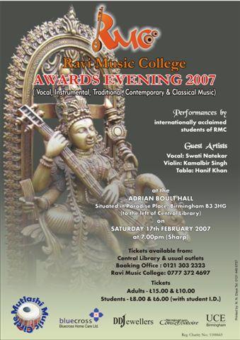 Ravi Music College