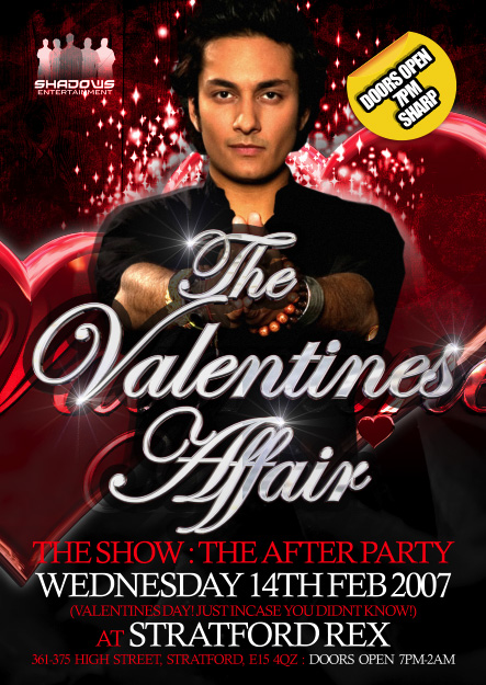 THE VALENTINES AFFAIR
