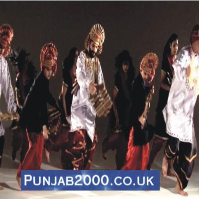 Jaan Punjabi - The Album