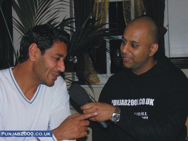 Harbhajan Mann & Baja