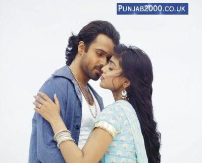 Emraan Hashmi & Shreya Saran