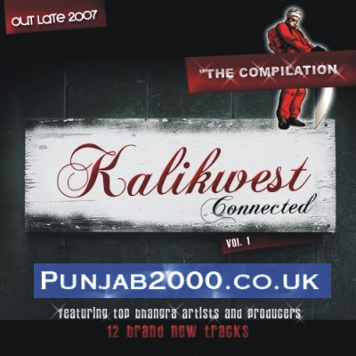 Kalikwest Connected Vol.1 PUNJAB2000 EXCLUSIVE