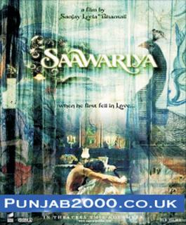 Saawariya (Click Image To Buy The CD)