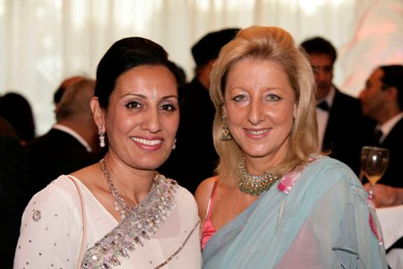 Kamel Hothi, Asian Markets Director & Diana Brightmore-Armour, CEO Corporate Banking and Co Head of Corporate Markets
