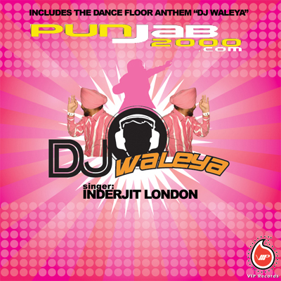 DJ Waleya - Inderjit London
