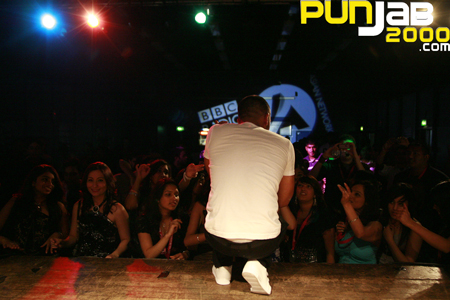 Jay Sean nominated at the 2010 MOBO Awards for the Best UK Act