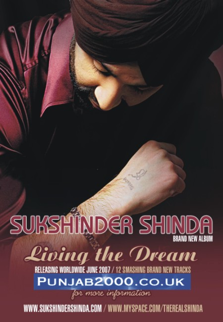 Sukshinder Shinda - Living The Dream