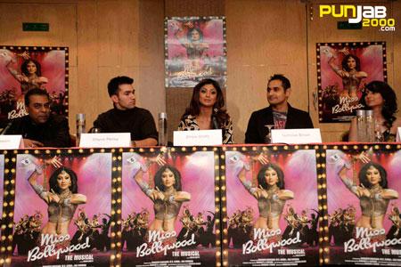 Farhath Hussain, Wayne Perrey Shilpa Shetty, Nicholas Brown & Anusha Dandekar