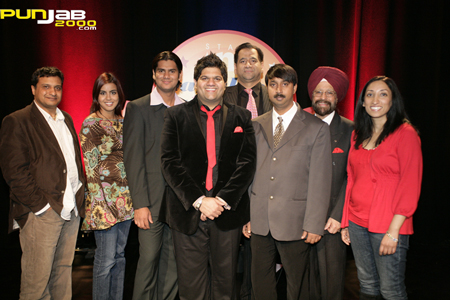 Kulvinder Ghir, Pooja Shah, Mandeep Singh, Mani Liaqat, Jeff Mirza, Rajesh Srivastava, Gurbachan Chadha, Shazia Mirza