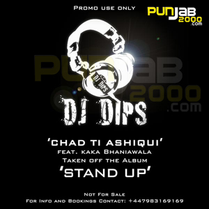 Chadti Aashaqui from Stand Up by DJ Dips Feat Kaka Bhaniawala