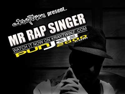 Who is Mr. Rap Singer?