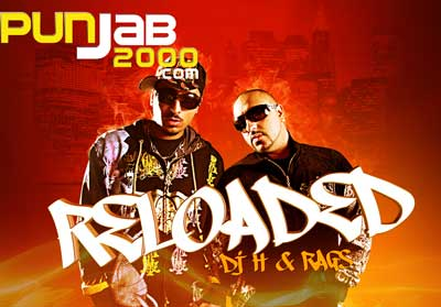 AAJA AAJA - From the album RELOADED DJ H & DJ Rags