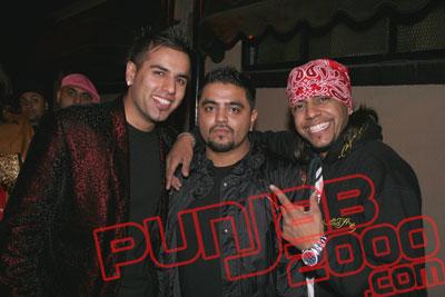 H Dhami Rishi Rich & Juggy D