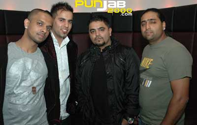 Mumzy H Dhami Rishi Rch & Don Dee @ H's birthday party @ the legendary VIP R.A.M.P.