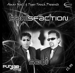 Saqi present their latest album Saqifaction