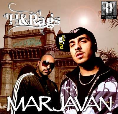 'Mar Javan' DJ H & DJ Rags